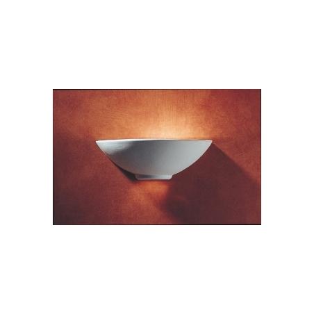 Unglazed Ceramic Wall Lights : Dar OTI0748 Otis 1 light modern wall light unglazed ceramic finish - Dar from Lighting by Paul UK