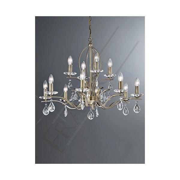 Willow Bronze FL2299 12 Franklite Ceiling Lighting
