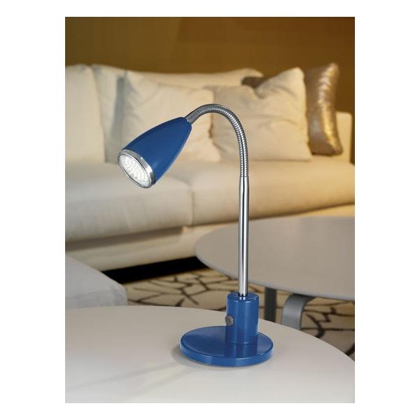 92875 eglo led table lamp blue fox lamp. Black Bedroom Furniture Sets. Home Design Ideas