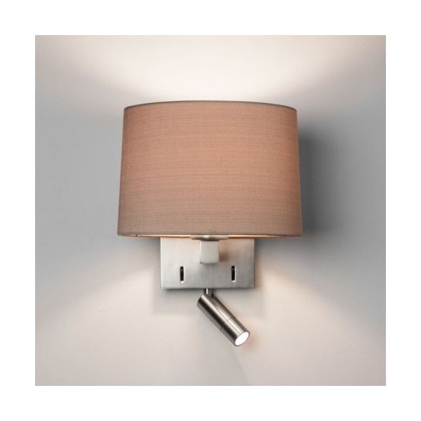 Astro 7465 Azumi Reader Wall Light Matt Nickel