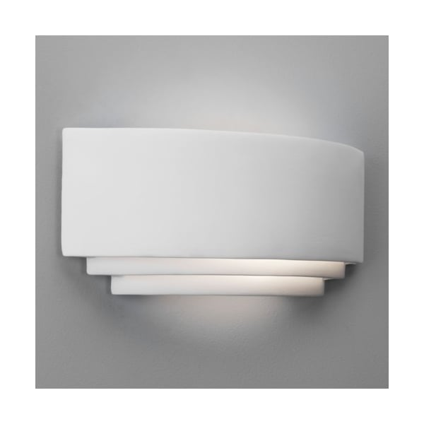 Amalfi Ceramic Wall Lights : Astro 0577 Amalfi Plus 370 1 Wall Light Ceramic