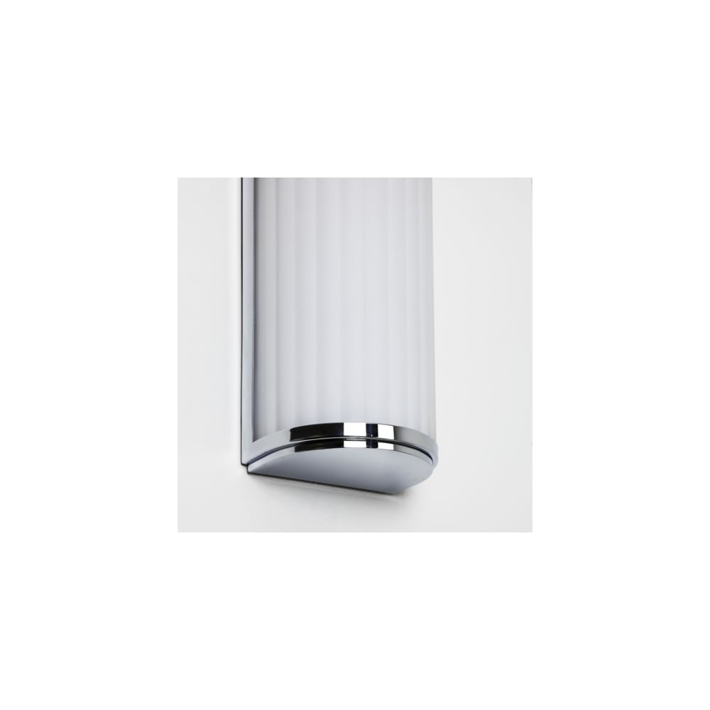 Astro 0952 Monza Classic 250 1 Light Wall Light Polished Chrome
