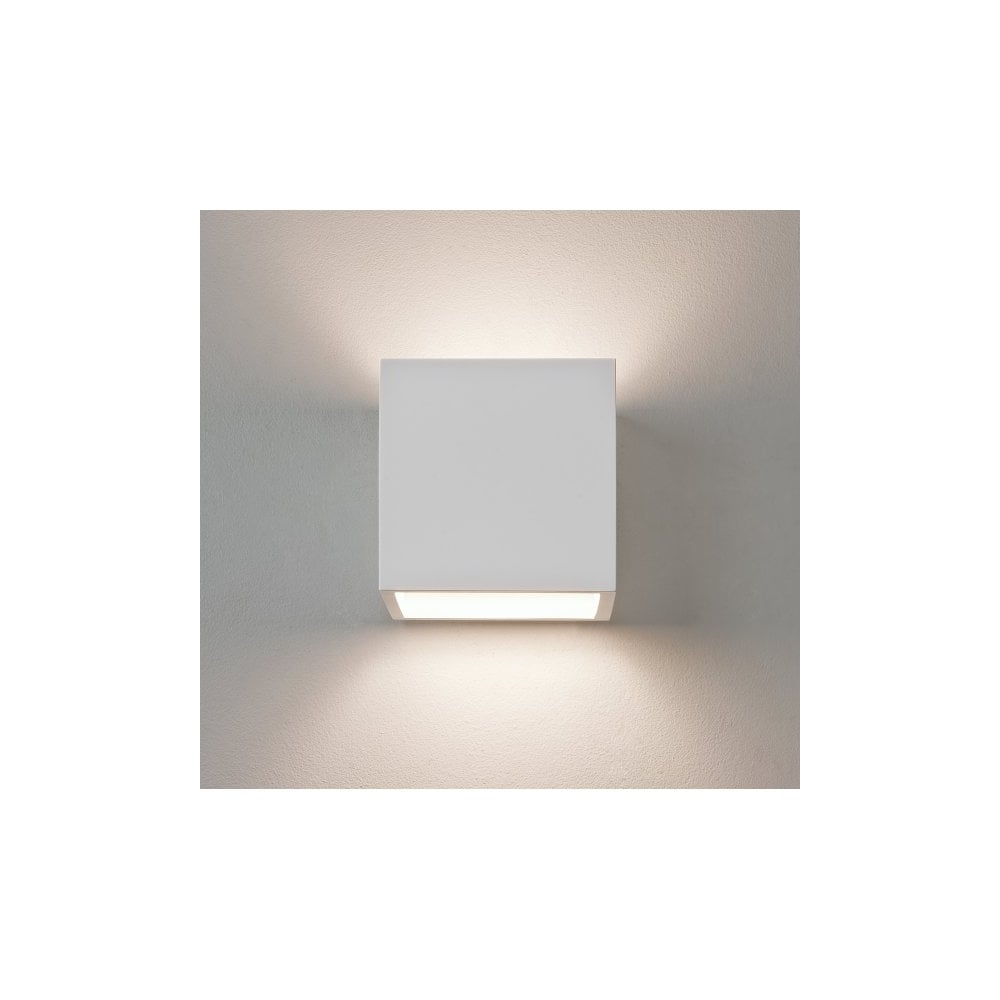 Astro 7153 Pienza 1 Light Wall Light Plaster