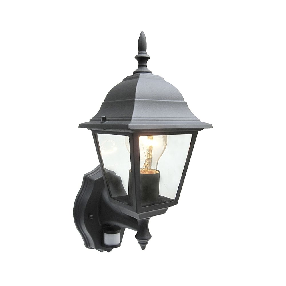 Power Master S5904 S5905 Outdoor 4 Sided PIR Traditional Wall Lantern