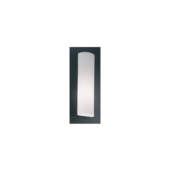 Eglo 83407 Zola 1 light modern wall/ceiling light opal finish (small)