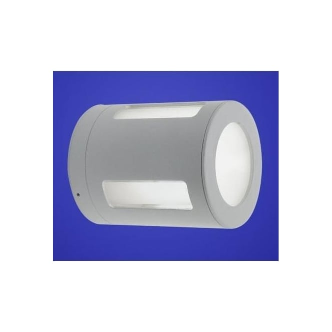 Eglo 90173 Torbay 1 light modern outdoor wall light grey finish IP54 rated