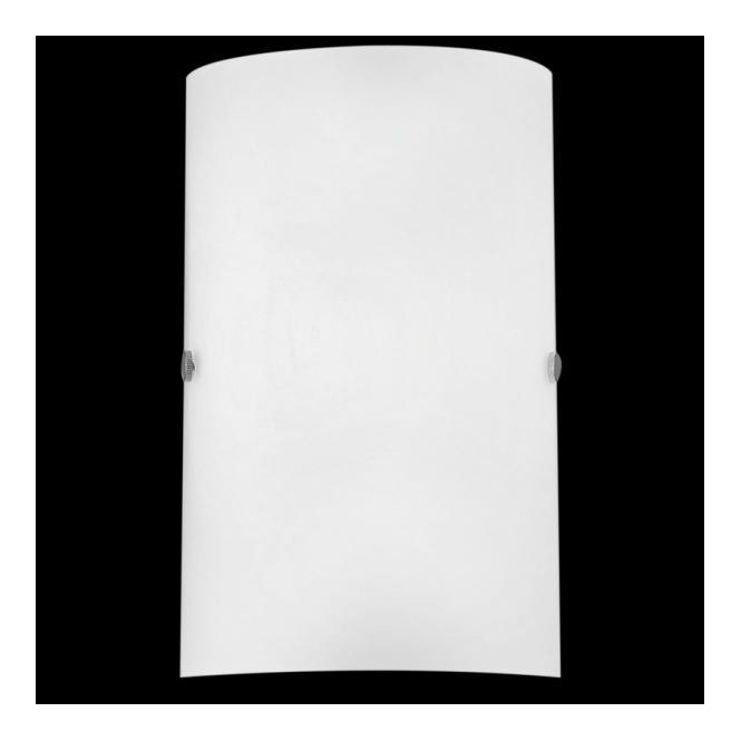 Eglo 85979 Troy3 1 light Wall Light Satin Nickel
