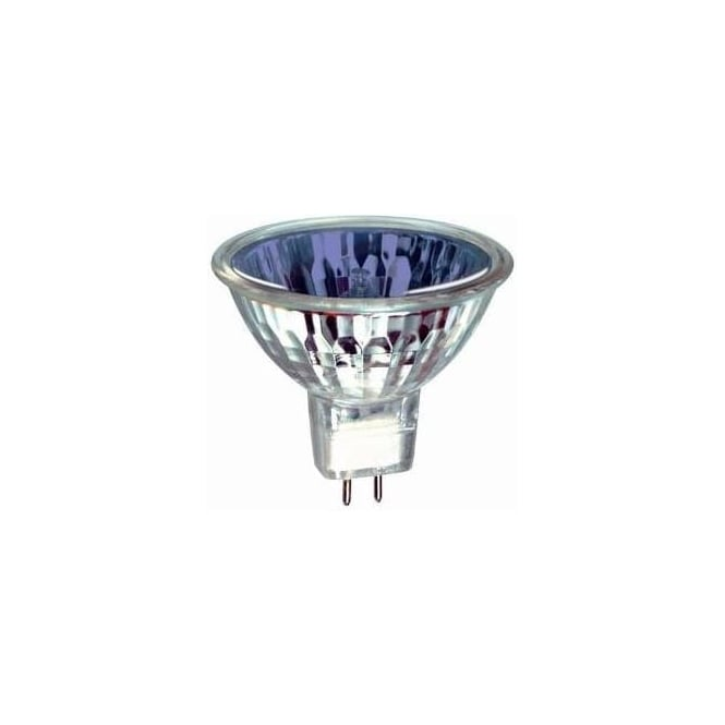 Bell 03997 50 mm Halogen Dichroic coloured 12 volt GX5-3/MR16 Blue flood beam bulb