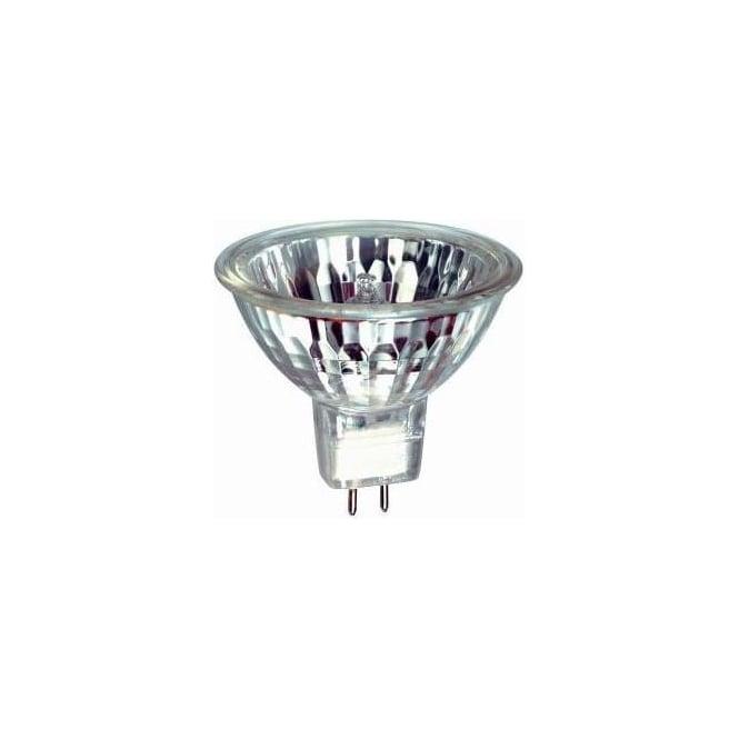 Bell 04040 20 watt 35mm Halogen Dichroic 12 volt  MR11/GU4 clear flood beam bulb