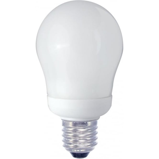 Bell CFL GLS ES/E27 low energy warm white bulb
