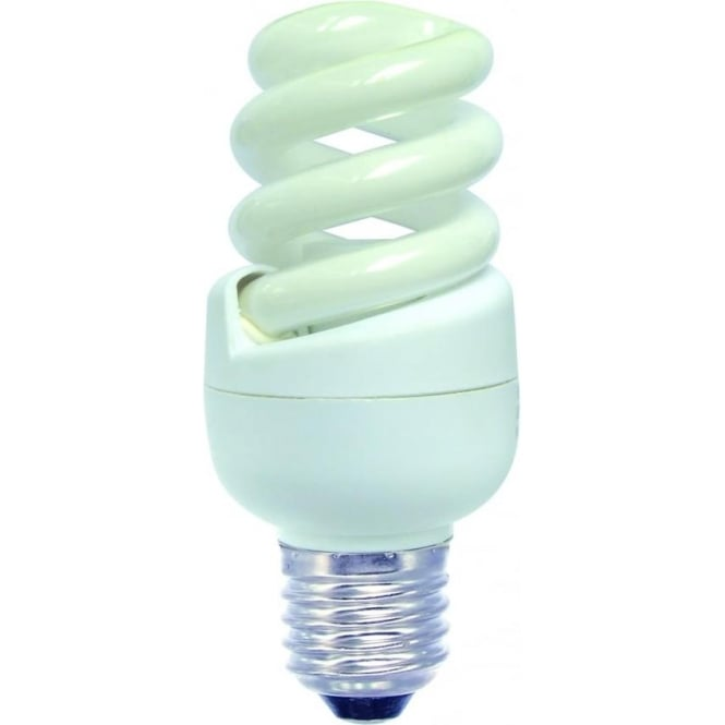 Bell CFL spiral low energy ES/E27 warm white bulb