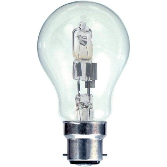 Bell BC/B22 Standard GLS Eco Lamp Energy Saving Halogen Bulb