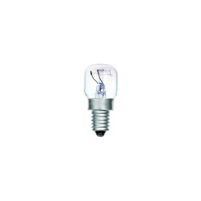 Bell SES/E14 Small Oven 300 Degrees Pygmy Clear Bulb