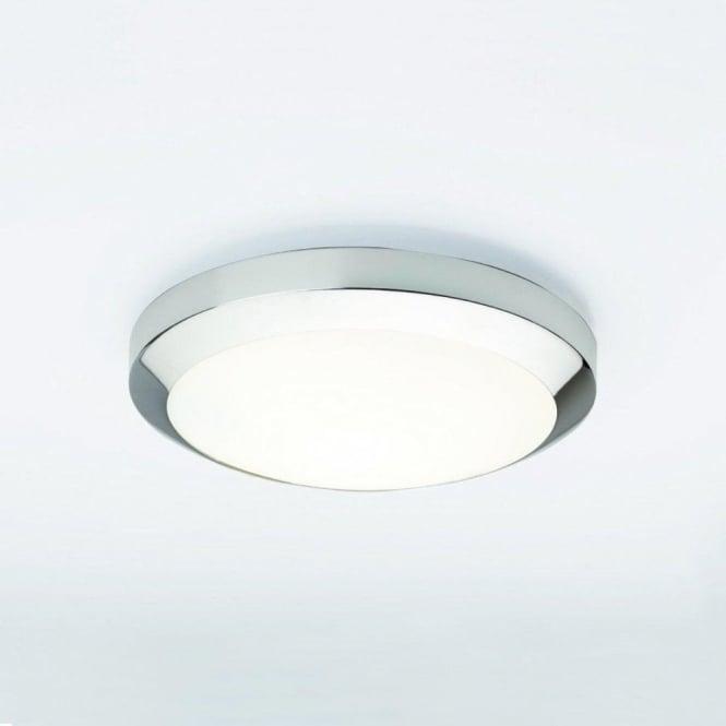 Astro 0565 Dakota Plus 1 Light IP44 Wall/Ceiling Light Polished Chrome