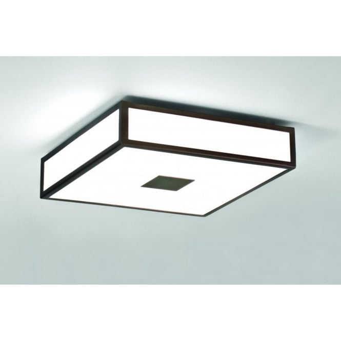 Astro 0639 Mashiko 300 2 Light Ceiling Light IP44 Bronze