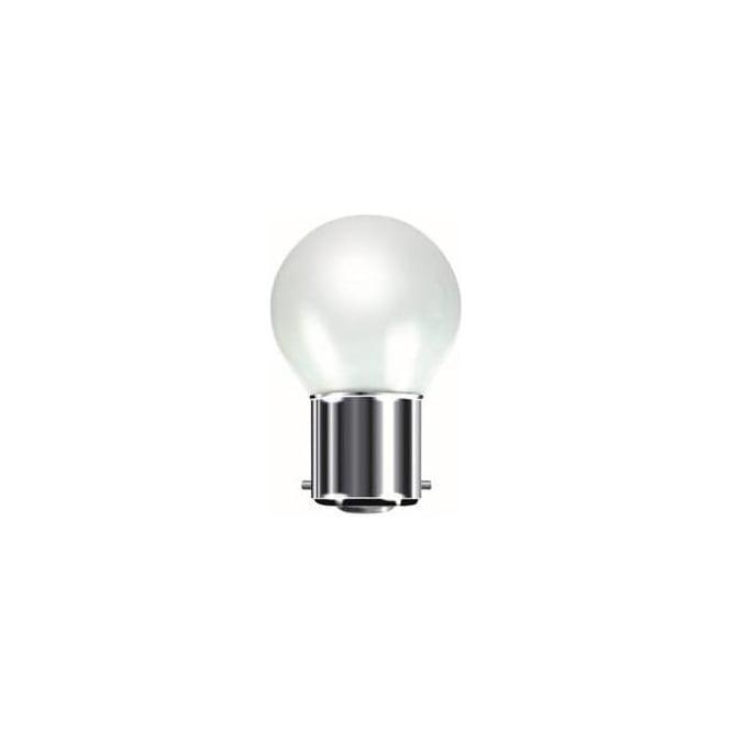 Bell BC/B22 45 mm Tough Lamp Round Ball Opal Bulb