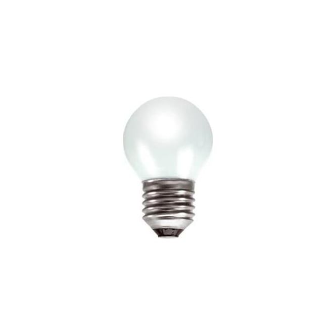 Bell ES/E27 45 mm Tough Lamp Round Ball Opal Bulb