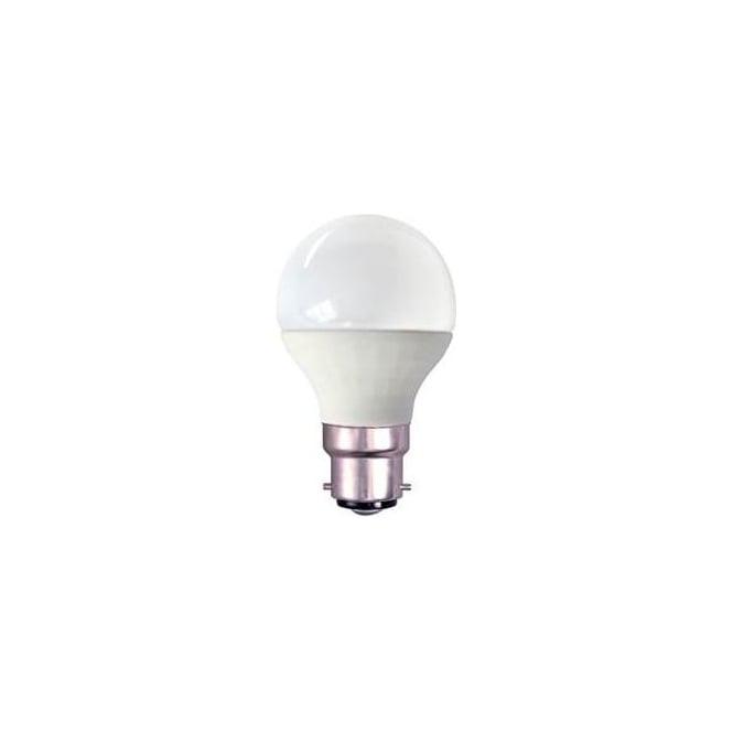 Bell Mains BC/B22 SES/E14 ES/E27 LED 4 Watt Opal Round Ball Bulb Warm White