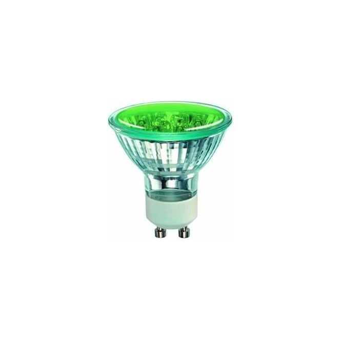 Bell Mains LED 1.5 watt GU10 Coloured Bulb