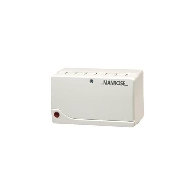 Manrose T12H 12v Transformer for Low Voltage Fans Humidity Controlled with Timer