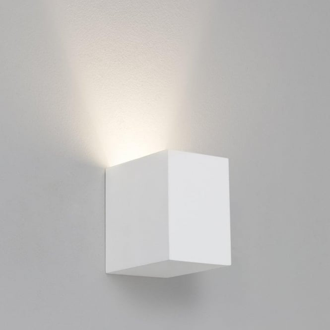 Astro 7076 Parma 110 1 Light Up/Down Wall Light Plaster