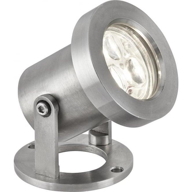 Searchlight 6223SS Outdoor 3 Light LED Spotlight Stainless Steel IP65