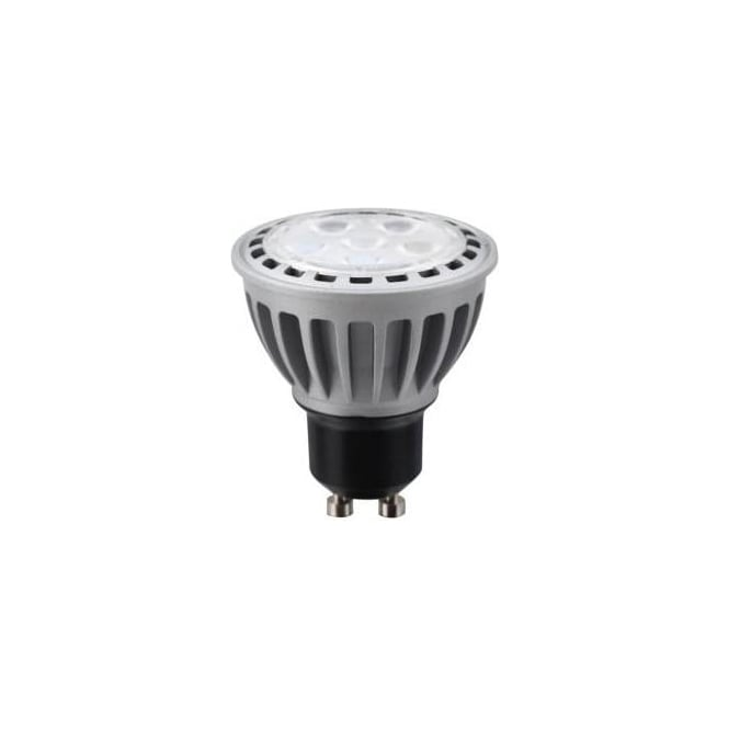 Bell 05178 GU10 Mains LED 7 Watt Lamp Cool White Dimmable