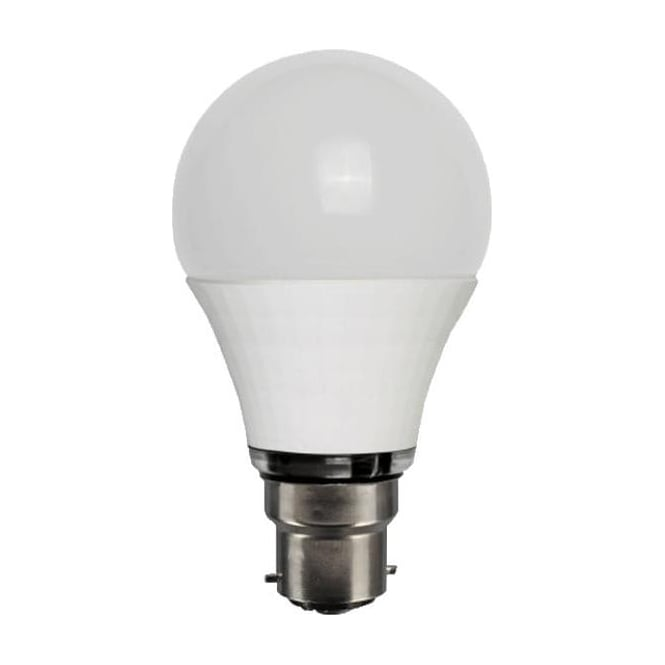 Bell Mains BC/B22 ES/E27 Dimmable LED 7 Watt GLS Pearl Bulb Warm White