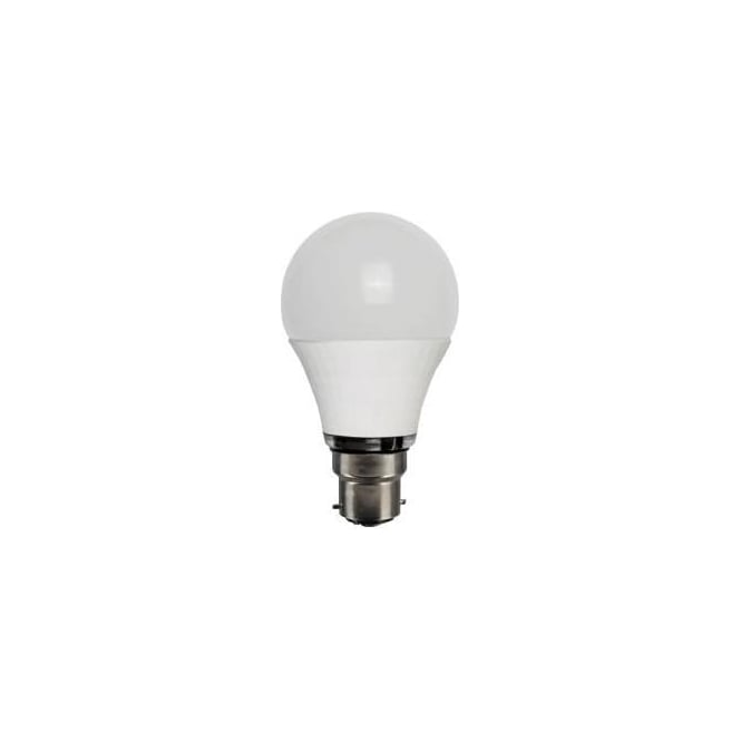 Bell Mains BC/B22 ES/E27 Dimmable LED 7 Watt GLS Pearl Bulb Cool White
