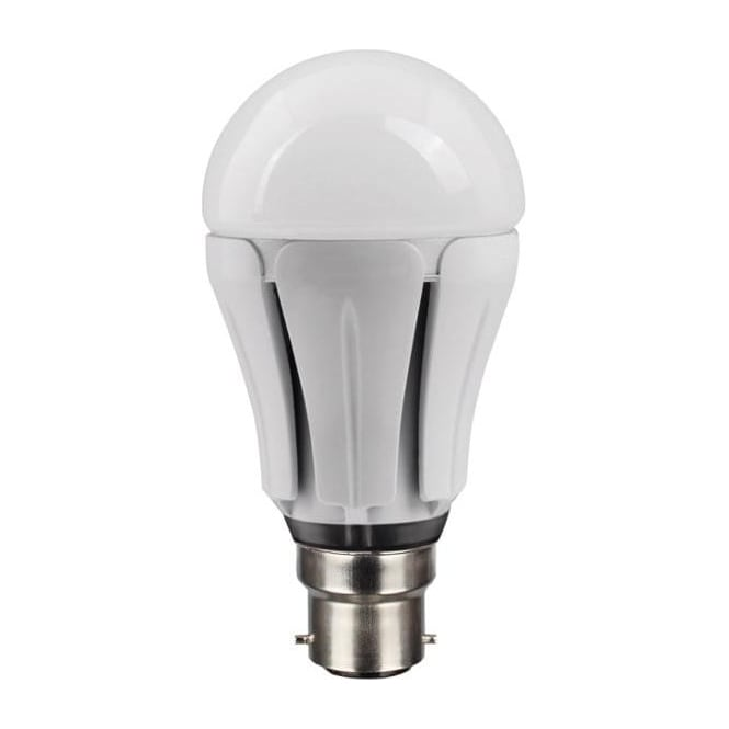 Bell Mains BC/B22 Dimmable LED 12 Watt GLS Pearl Bulb Cool White
