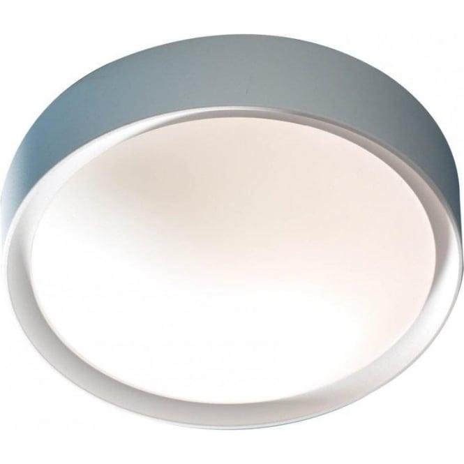 Dar BET52 Beta 1 Light Bathroom Ceiling Light IP44 Acrylic