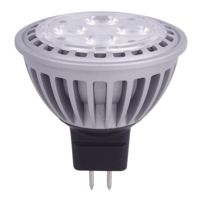Bell 05163 MR16 LED 6 Watt Lamp Warm White Non-Dimmable