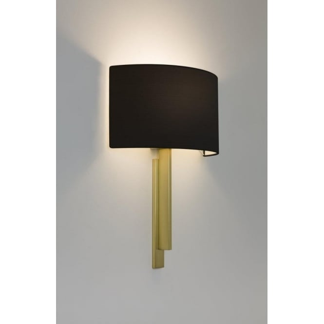 Astro 7255 Tate 1 Light Wall Light Matt Brass