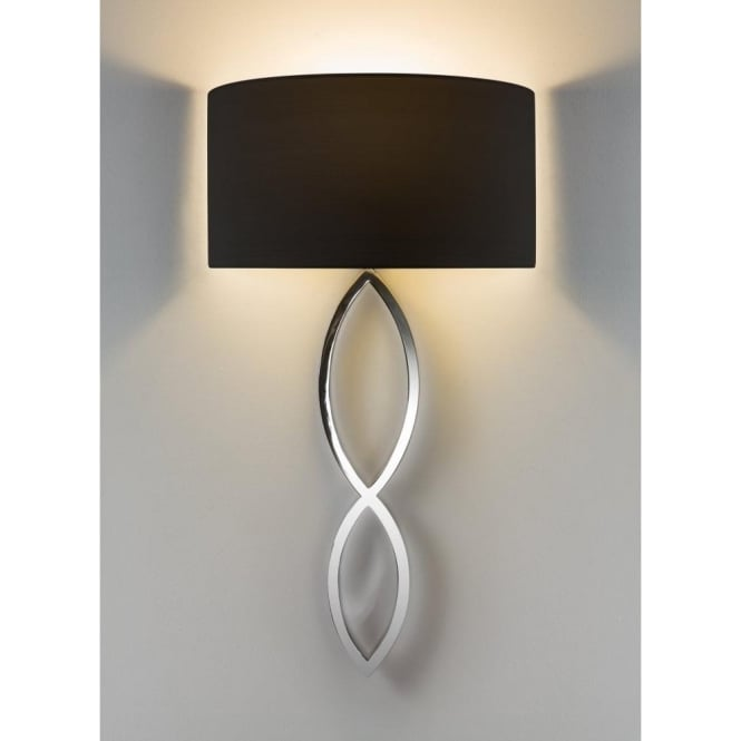 Astro 7371 Caserta 1 Light Wall Light Polished Chrome