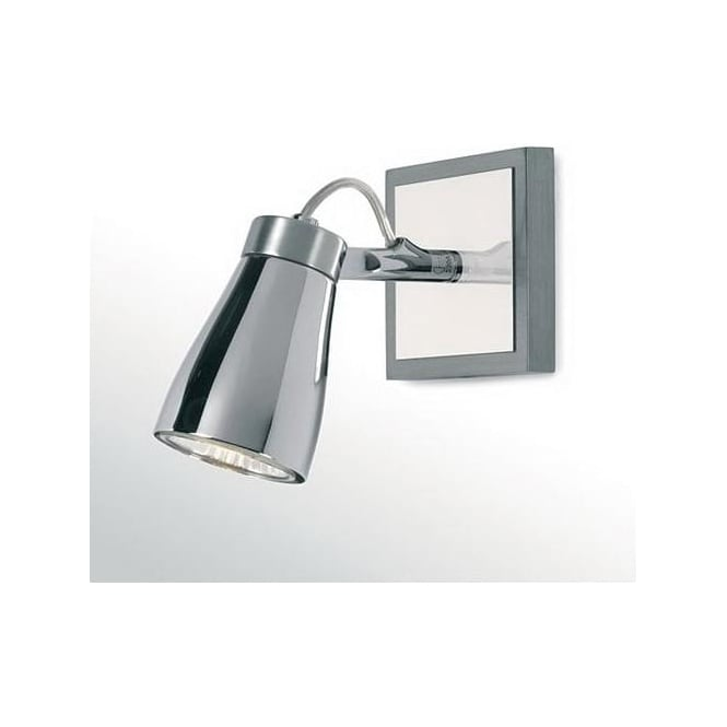 Astro 01018 Alaska 1 Light Single Spotlight Polished Chrome
