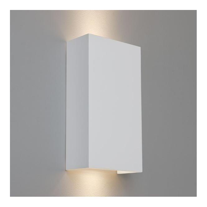 Astro 7141 Pella 1 Light Wall Light Plaster