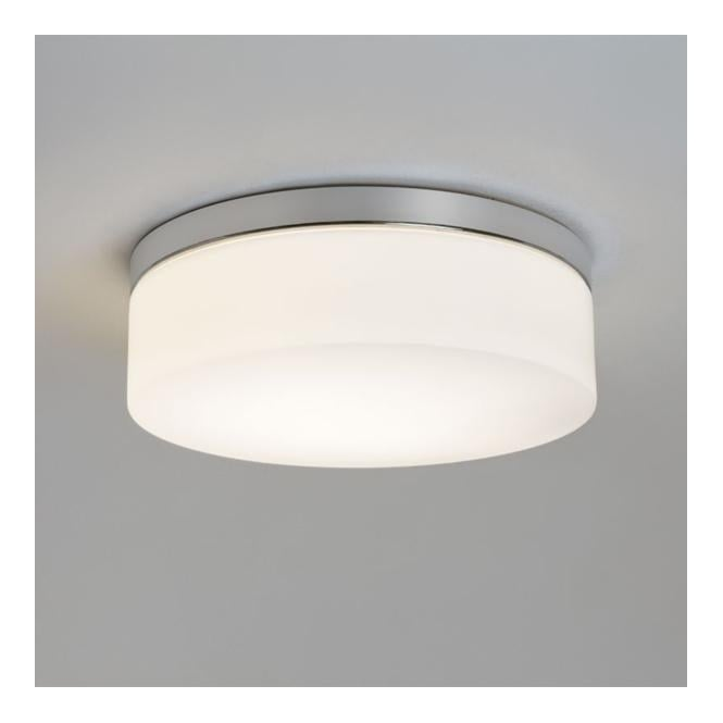 Astro 7186 Sabina 280 1 Light Ceiling Light IP44 Polished Chrome