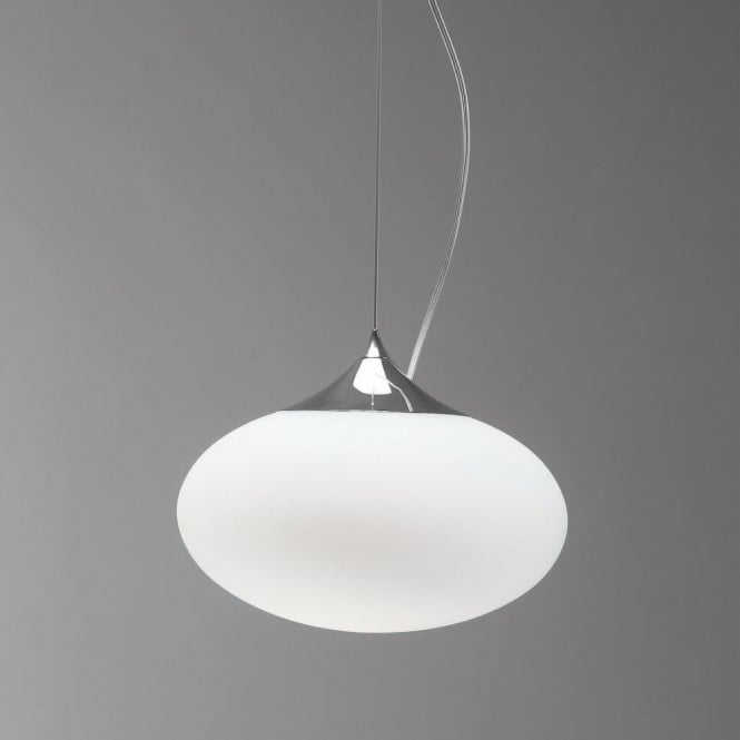 Astro 0965 Zeppo 300 Ceiling Pendant Polished Chrome
