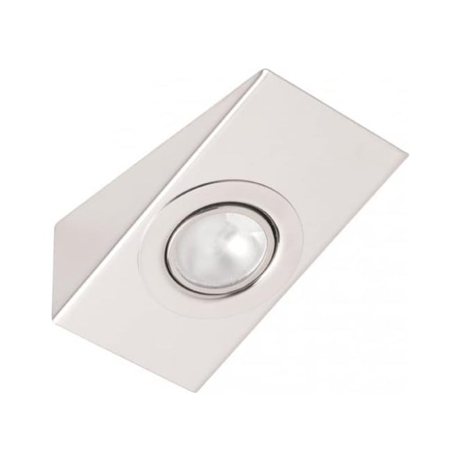 ELD LVSSW Low Voltage Surface Mounted Wedge Cabinet Light Stainless Steel