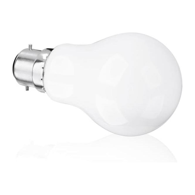 Enlite Mains ES/E27 BC/B22 LED 5w 360° GLS Non-Dimmable Lamp Warm White