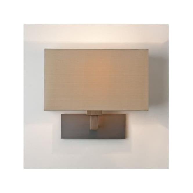 Astro 0538 Park Lane Grande Wall Light Bronze with Shade