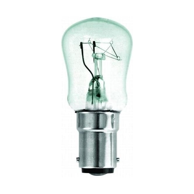 Bell SBC/B15 Small Sign Pygmy Clear Bulb
