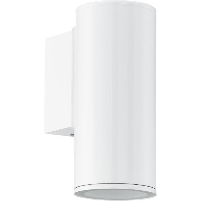 Eglo 94099 Riga 1 Light LED IP44 Wall White