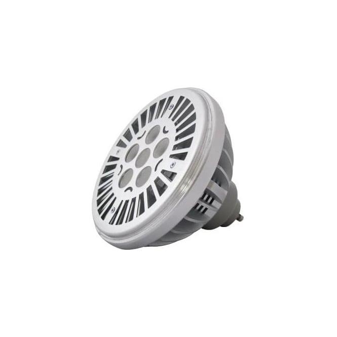 Bell 04411 AR111 18 Watt LED GU10 Lamp Dimmable Warm White