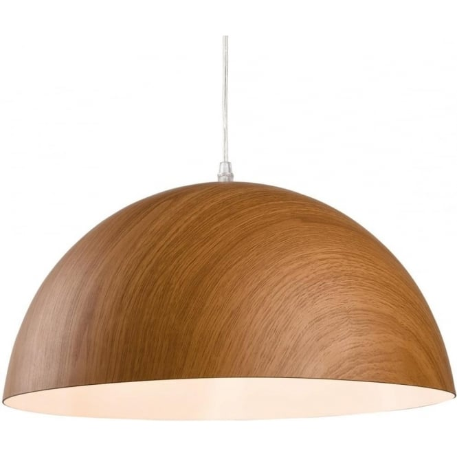 FirstLight 3443 Forest 1 Light Ceiling Pendant Wood