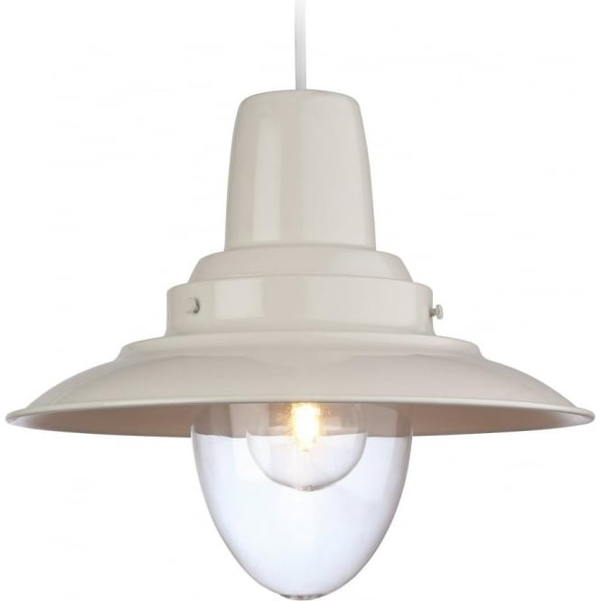FirstLight 8645CR Fisherman 1 Light Ceiling Cream