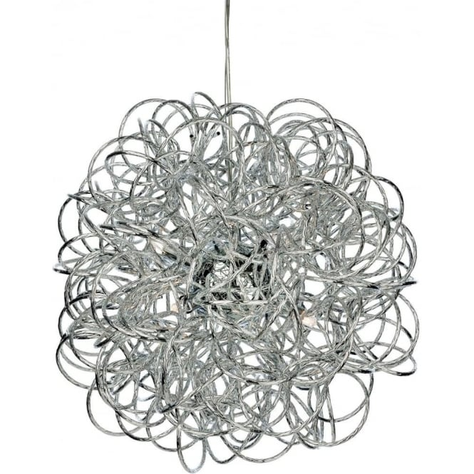 FirstLight 3476CH Stella Ceiling Pendant Polished Chrome
