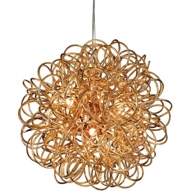 FirstLight 3476CP Stella Ceiling Pendant Copper