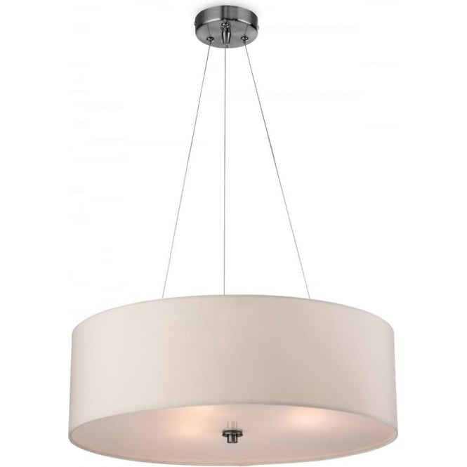 FirstLight 2314CR Phoenix Ceiling Pendant Light Cream