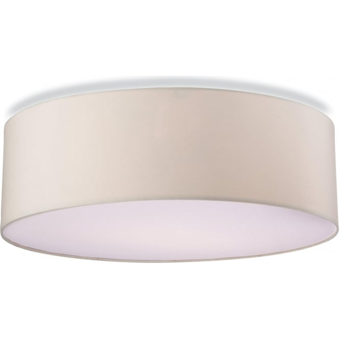 FirstLight 2315CR Phoenix Flush Ceiling Pendant Light Cream